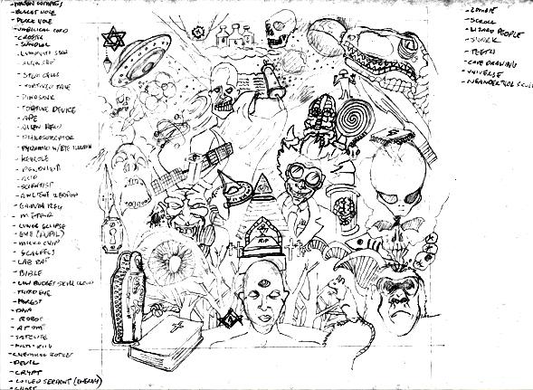 Richard Patmore 05 Apophis PencilOutline Apophis CD Cover