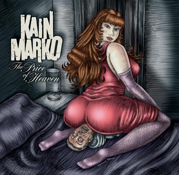 Kain Marko CD Cover