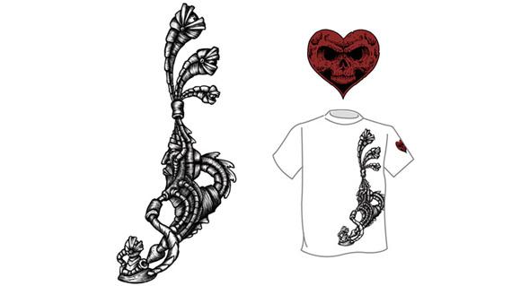 Alexisonfire - Birth T-Shirt
