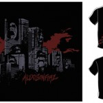 Alexisonfire - Haunted City T-Shirt