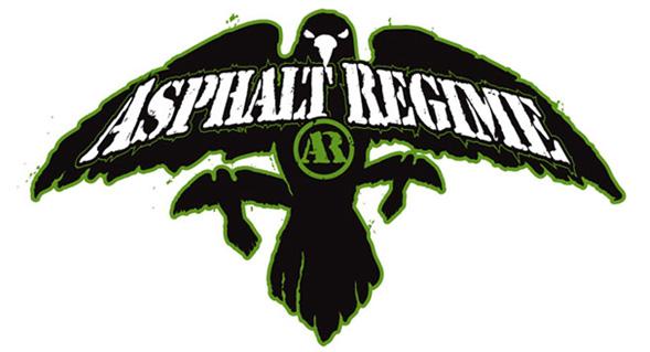 Asphalt Regime Logo