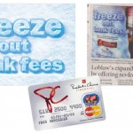 Freeze Out Bank Fees