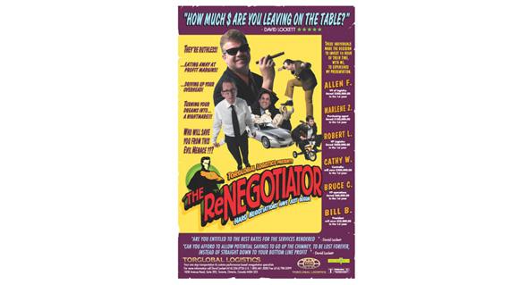 The Renegotiator Poster