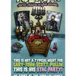 Ghoulish Gary's Stag Flyer