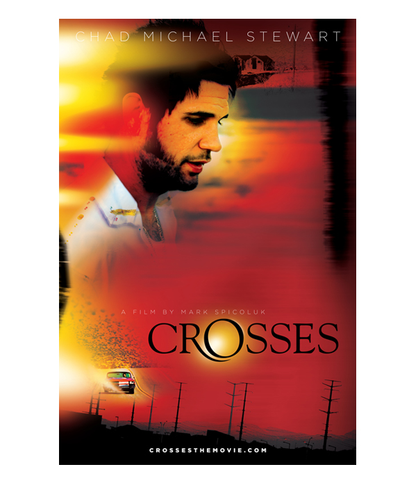 Crosses Music Video Poster