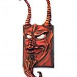 Devil 3D Painting