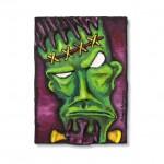 Frankenstein 3D Painting