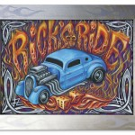 Rick's Ride Painting