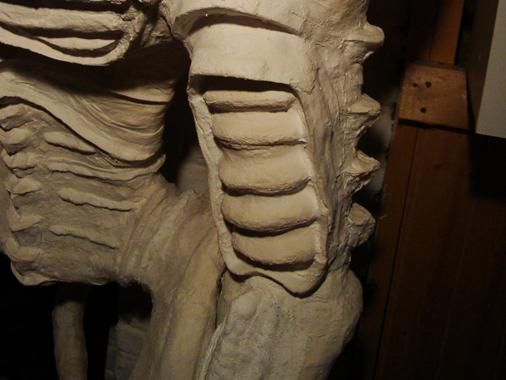 Richard Patmore alien31 Alien Sculpture