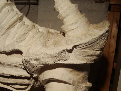 Richard Patmore alien41 Alien Sculpture