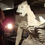 Alien Sculpture - New Detail