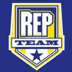Rep Team Logo Design