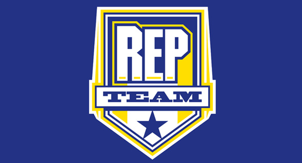 Rep Team Logo Design
