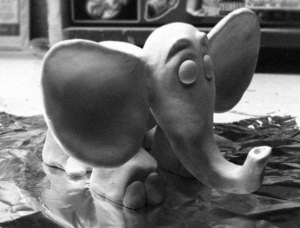 Richard Patmore Elephant 07 Richard Patmore Handmade Toy