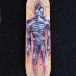 'Death Breather' Skateboard