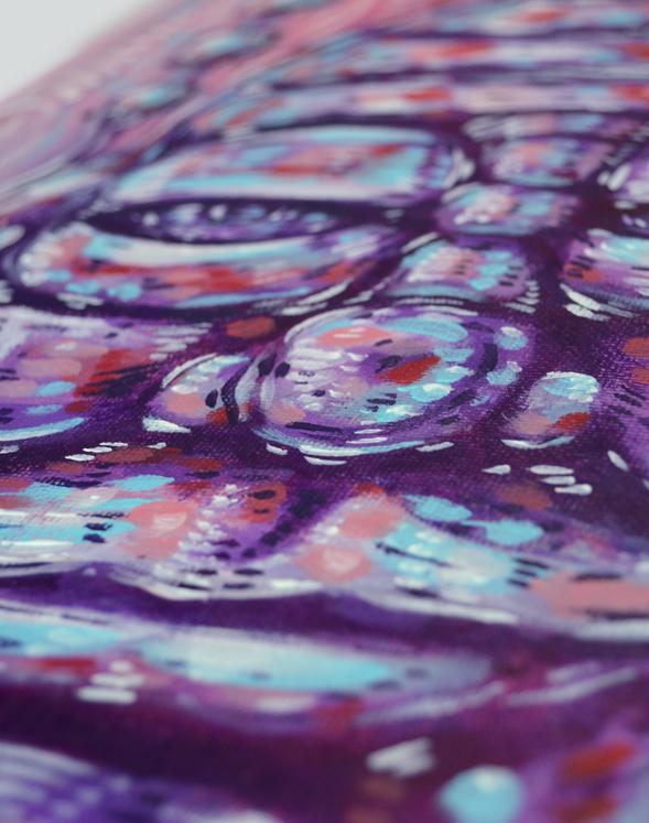 Richard Patmore Disintegrate 03 RichardPatmore intwinedesign Disintegrate Painting